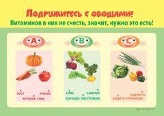 Ням Скажем овощам