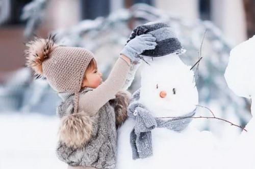 Пусть зима будет в радость!