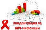 Эпидситуация по ВИЧ-инфекции в Гродненской области на 1 октября 2019 года