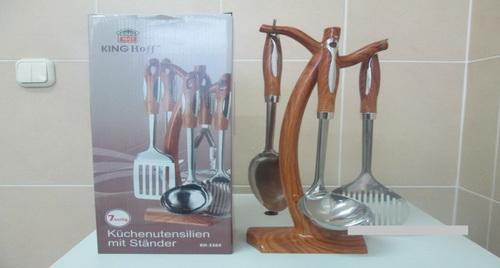 Набор кухонных принадлежностей торговой марки «KING Hoff»
