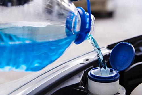 О несоответствующих требованиям  стеклоомывающих жидкостях