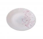 Тарелка десертная стеклокерамическая