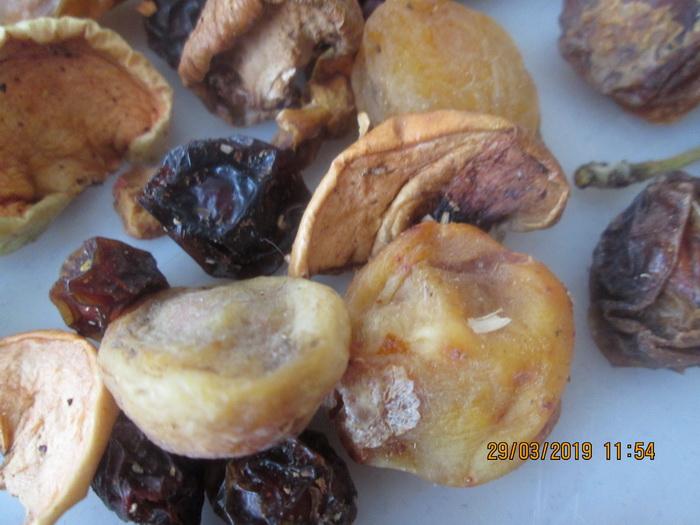 Смесь сушеных плодов (компот) с черносливом