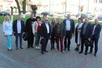 Проект «Разам супраць рака!» в Мостовском районе