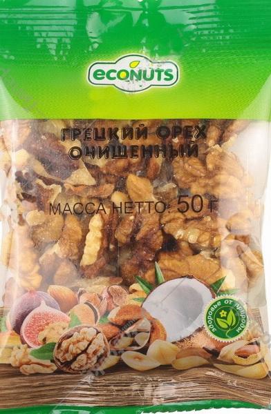 Грецкий орех очищенный «ECONUTS»