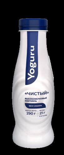 Коктейль молочный «Чистый»