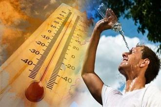 Безопасное поведение в жаркую погоду